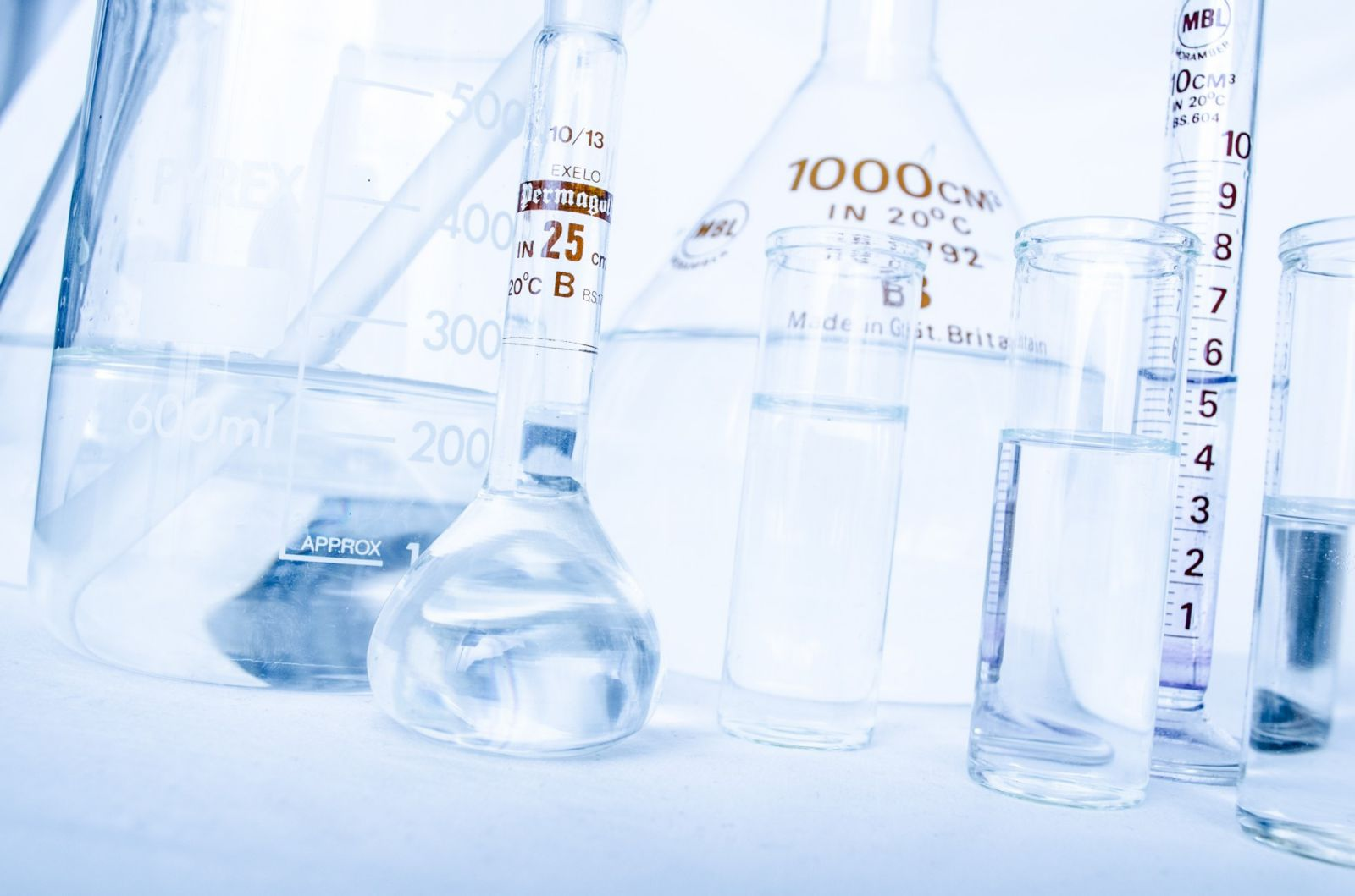 Ingangsexamen chemie Erlenmeyer